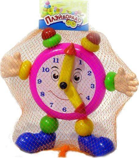 Плейдорадо Часы Веселые 15008