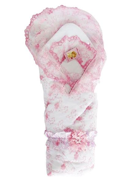 Конверт-одеяло на выписку Мой Ангелок
