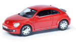 RMZ City 1:32 Volkswagen New Beetle 2012 красный матовый 554023M(A)