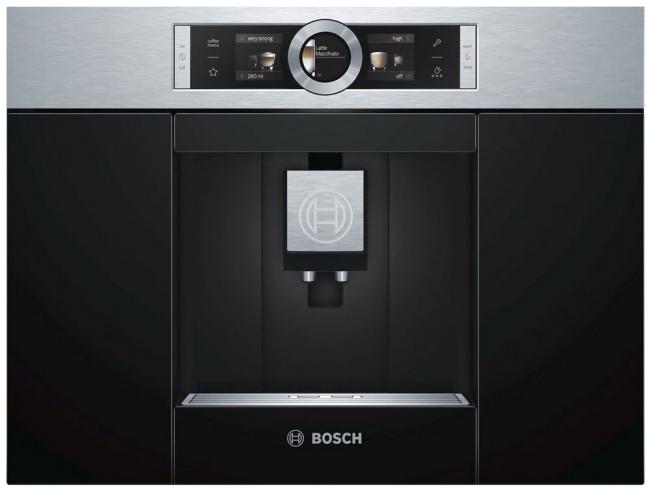 Встраиваемая кофемашина Bosch от Tehnostudio