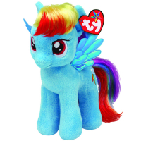 Мягкая пони Hasbro Playskool My Little Pony Rainbow Dash Радуга Деш B1652Н