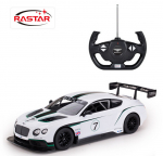 Rastar 1:14 Bentley Continental GT3 70600