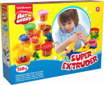 Erich Krause Artberry. большой Супер Пресс (Super Extruder Playset) 8 бан/35г 30386
