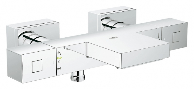��������� Grohe Grohtherm Cube 34497000 ��� ����� � �����