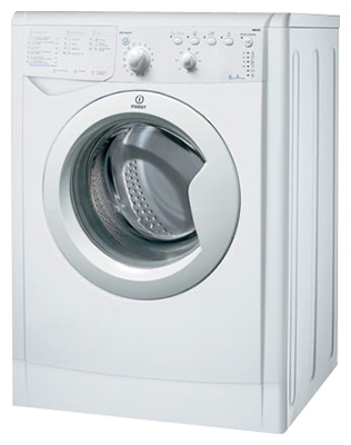 Фронтальная стиральная машина Indesit