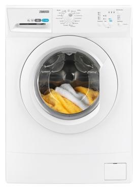 Фронтальная стиральная машина Zanussi