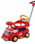 Каталка Baby Care Fire Engine Красный (Red) 530W