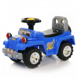 Каталка Baby Care Super Jeep Синий (Blue) 553