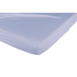 �������� ����������� ����� Candide ������, Blue Cotton Fitted sheet 130g/m² 60x120 cm (�����) 693984