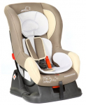 Автокресло Leader Kids Rally (0-18 кг) Brown+Beige(коричн+беж)