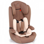 Автокресло Leader Kids Sorrento (9-36кг) Brown+Beige (коричн+беж)