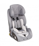 Автокресло Leader Kids Verona Isofix (9-36кг) Grey+Light Grey (сер+св.сер)
