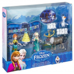 Mattel Disney Princess. Frozen Fever. Анна и Эльза из м/ф