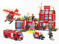 Конструктор ENLIGHTEN (Brick) Fire Rescue, 911 Г45477