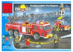 Конструктор ENLIGHTEN (Brick) Fire Rescue, 607 дет, 908 Г45474