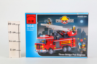 Конструктор ENLIGHTEN (Brick) Fire Rescue, 364 дет, 904 Г45470