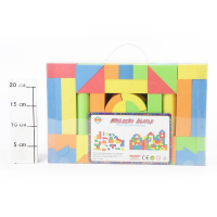 Конструктор мягкий Building Blocks 113 дет. U2811 Г40506