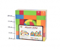 Конструктор мягкий Building Blocks 66 дет. U2806 Г35691