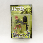 Фигурка Shenzhen с оружием Battle Commander D1-235 К44654