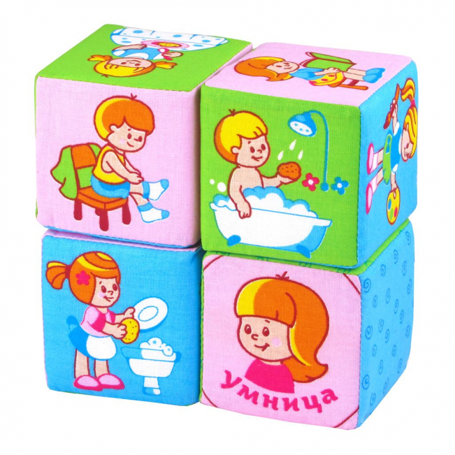 Развивающие игрушки Мякиши