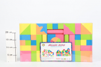 Конструктор мягкий  Building Blocks 60 дет. U2805 Г40509