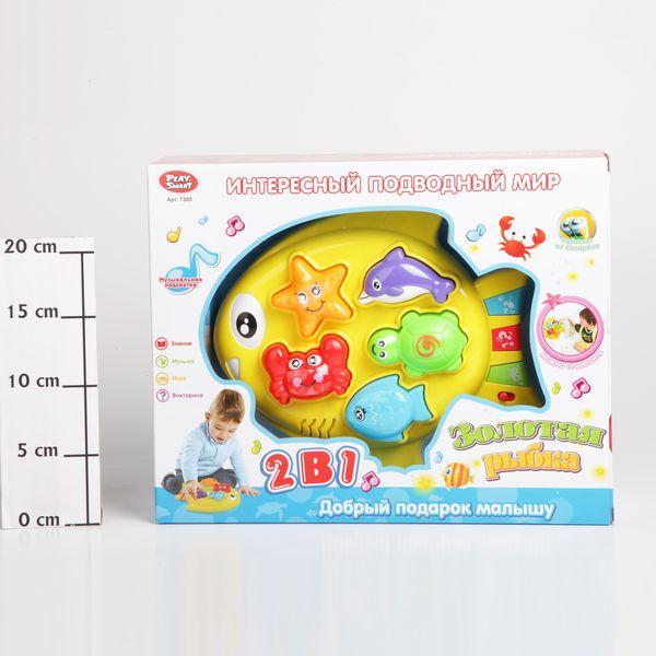 Развивающая игрушка Play Smart от Tehnostudio