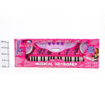 Музыкальный инструмент SS Music Синтезатор с микрофоном Musical Keyboard 40004 Б49041