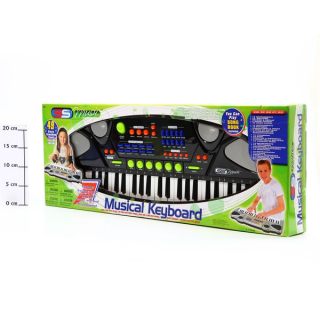 ����������� ���������� SS Music ���������� Musical Keyboard, 49������ 77042B �49048