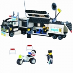 Конструктор Brick Riot Tracking Car 128 Г21623