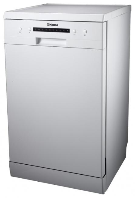 Узкая посудомоечная машина Hansa