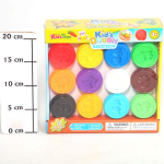 Kid's Toys Kid's Dough, 50 гр., 12 шт., 11041 Н56578