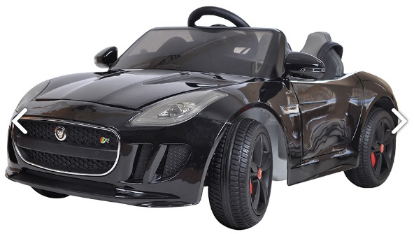 Shine Ring Jaguar F-TYPE, 12V/7Ah, EVA, Черный покраска Painted Black SR218