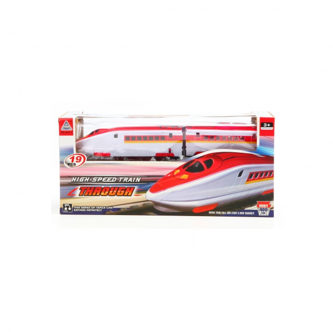 ����� Shenzhen High-Speed Train, A41-1 �48015