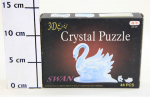 Crystal Puzzle Лебедь 44 дет. 9004 Г36064