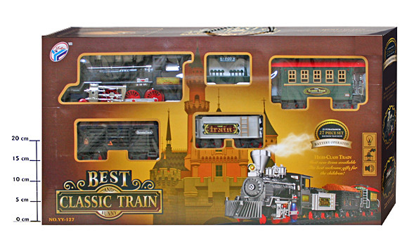 �������� ������ Shenzhen � ������ 27��., Best Classic Train YY-127. �33746