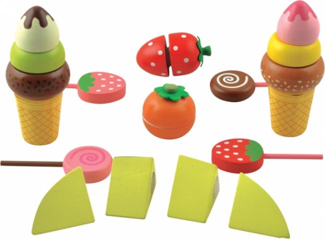 Развивающие игрушки Мир деревянных игрушек