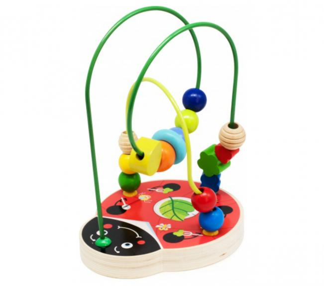 Развивающая игрушка Бомик