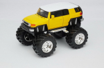 Welly 1:34-39 Toyota FJ Cruiser Big Wheel 47003