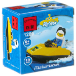 Конструктор ENLIGHTEN (Brick) Pigboat Series, 19 дет., 1209 Г79588