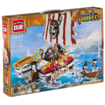 Конструктор ENLIGHTEN (Brick) Pirates Legendary, 464 дет., 1312 Г79615