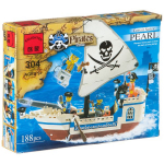 Конструктор ENLIGHTEN (Brick) Pirates Series, 188 дет., см., 304 Г79581