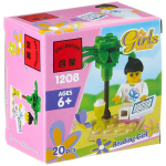 Конструктор ENLIGHTEN (Brick) Girls Series, 1208 Г79587