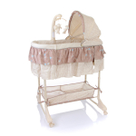 Колыбель Jetem 3в1 Sweet Dream (mobile) Коричневый (Brown) Bassinet