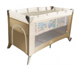 Манеж Sweet Baby Intelletto 5 в 1 Beige