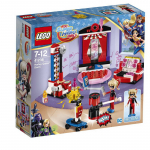 Конструктор LEGO SUPER HERO GIRLS Дом Харли Квинн 41236-L