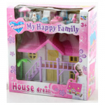 с мебелью, My happy family House dream, Д32734 3906